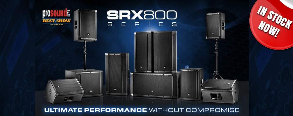 JBL SRX 800 Series