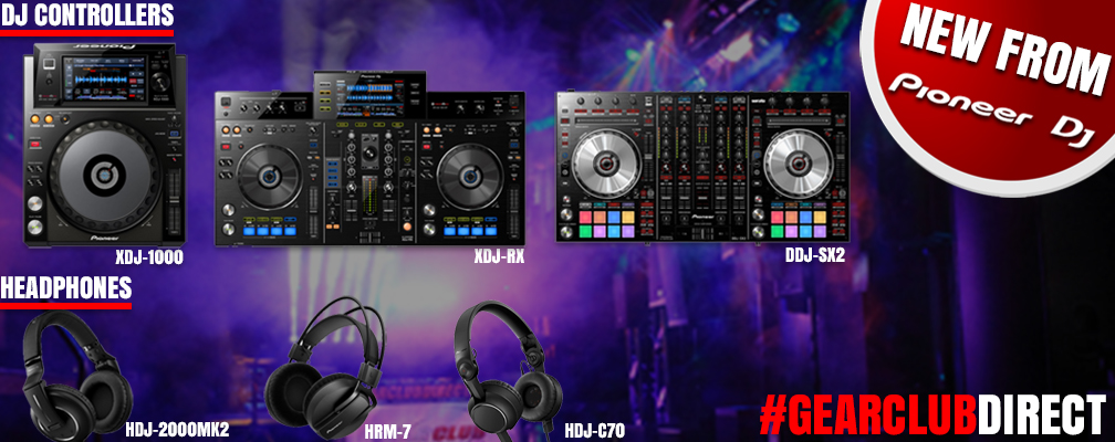 New from Pioneer DJ