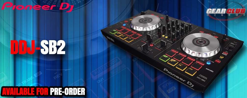 Pioneer DDJ-SB2