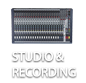 Studio and Recording Equipment at GearclubDirect