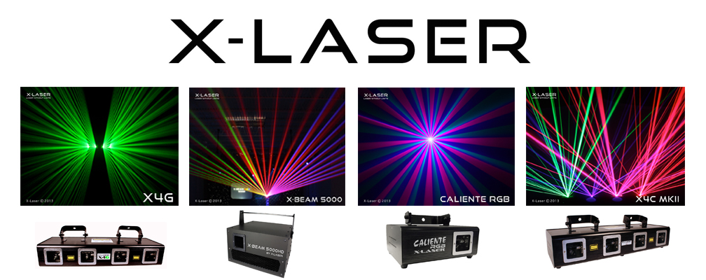 X-Laser Lasers without limits