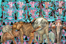 Guardian Elephants