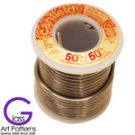 Canfield 50/50 Lead Solder - 1 pound spool