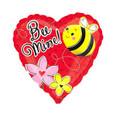 Bee Mine Supersize Heart Balloon