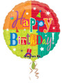 "32"" Happy Birthday Fun Quads"