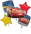Cars Balloon Bouquet with Lightning McQueen