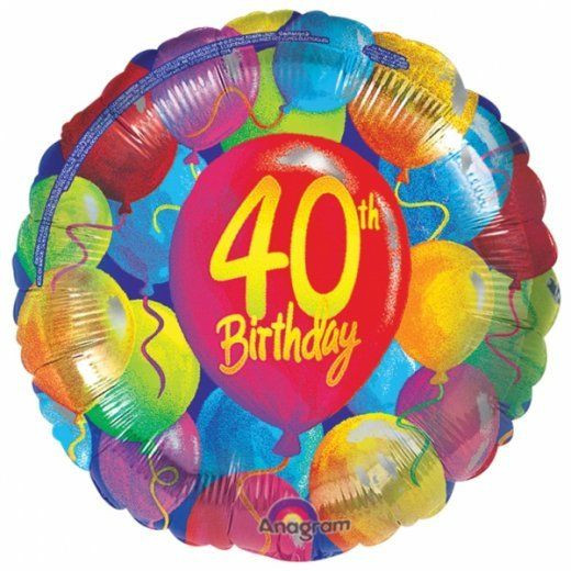 Anagram Happy 40th Birthday