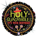 Holy Guacamole It's Your Birthday Bouquet
