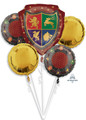 Medieval Bouquet of Balloons