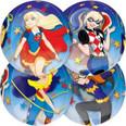 DC Super Heros Girls Clear Orbz