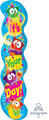 Trend Owl Stars Birthday Balloon Bouquet