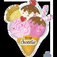 To My Sweetie SuperShape Balloon