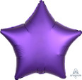 Satin Luxe™ Purple Royale Star