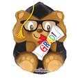 """47"""" Giant Teddy Bear Graduate Balloon"""