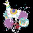 Llama Birthday Bouquet