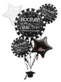 Hooray Grad Balloon Bouquet
