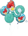 Ariel Dream Big Bouquet - Little Mermaid