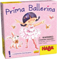HABA Prima Ballerina - A Cooperative Dancing Pocket Card Game for Ages 4+