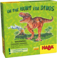 HABA On The Hunt for Dinos A Pocket Card Game for Ages 5+