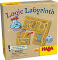 HABA Logic Labyrinth - An Intriguing Lickety-Split Brainteaser Game for ages 6+
