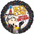 "36"" Holy Cow Birthday Balloon"