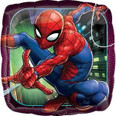 "18"" Square Animated Spiderman"