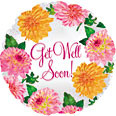 Get Well Chrysanthemums