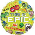 """18"""" Epic Party This is Epic"""