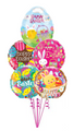 Large Artist's Choice Easter Balloon Bouquet