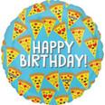 "18"" Pizza Birthday"