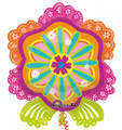 "27"" Supershape Intricates Flower Balloon"