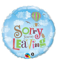 Lovely foil balloon to wish them well