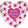 Happy Valentine's Day Hearts N Arrows