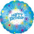 Happy Birthday Glitters