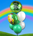 St. Patricks Day Balloon Bouquet