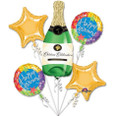 Happy Retirement Bouquet of Balloons