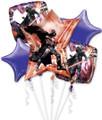 Star Wars - Darth Vader Balloon Bouquet