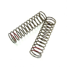 Low Frequency Shock Spring Set (rear, 1.6×13.7, 2.94lb/in, 85mm, red)