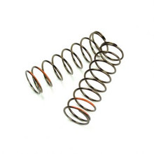 Low Frequency Shock Spring Set (front, 1.6×9.0, 4.91lb/in, 75mm, orange)