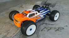 LFR Strife body (clear) for AE RC8T3/e