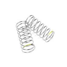 TKR6785 – Shock Spring Set (front, 1.3×8.5, 3.41lb/in, 45mm, yellow)