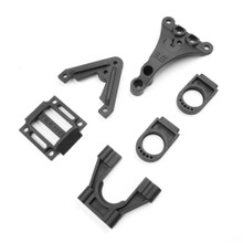 TKR6634 – Center Diff Support, Top Braces (EB/ET410)
