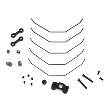 TKR6623 – Sway Bar Kit (complete front, 1.0, 1.1, 1.2, 1.3, 1.4mm, EB/ET410)