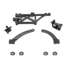 TKR6538 – Chassis Brace, Body Mount Set (EB410)