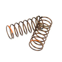 TKR7236 – Shock Spring Set (front, 1.4×9.0, 4.21lb/in, 50mm, orange)