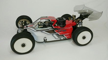 A2 Tactic body (clear ) for Kyosho Inferno TKI Nitro Buggy