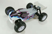 Strife body (clear) for Tekno ET410