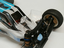 Front wing for RC10B6.1 (2)