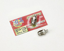 O.S. ENGINE P3 Turbo Glow Plug Ultra Hot #P3