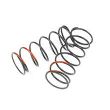TKR7045 – Shock Spring Set (front, 1.4×7.0, 5.90lb/in, 50mm, red)